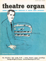 Theatre Organ Journal